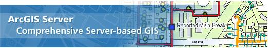 ArcGIS Server--Server basierte GIS-Technologie