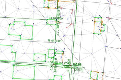 GIS mit Messwerten, Homogenisierung und Bedingungen